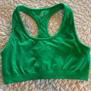 Athleta cotton reversible sports bra